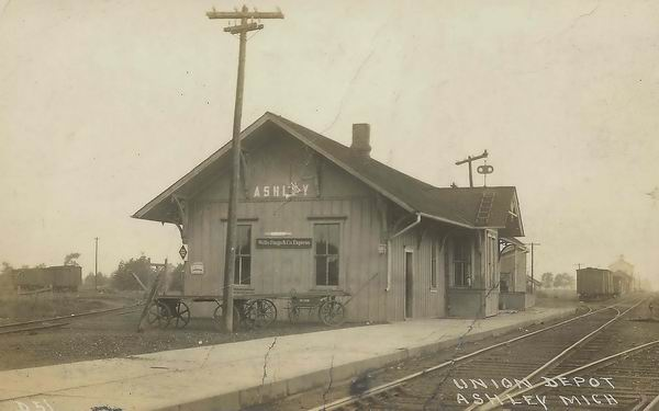 Ashley Union Depot