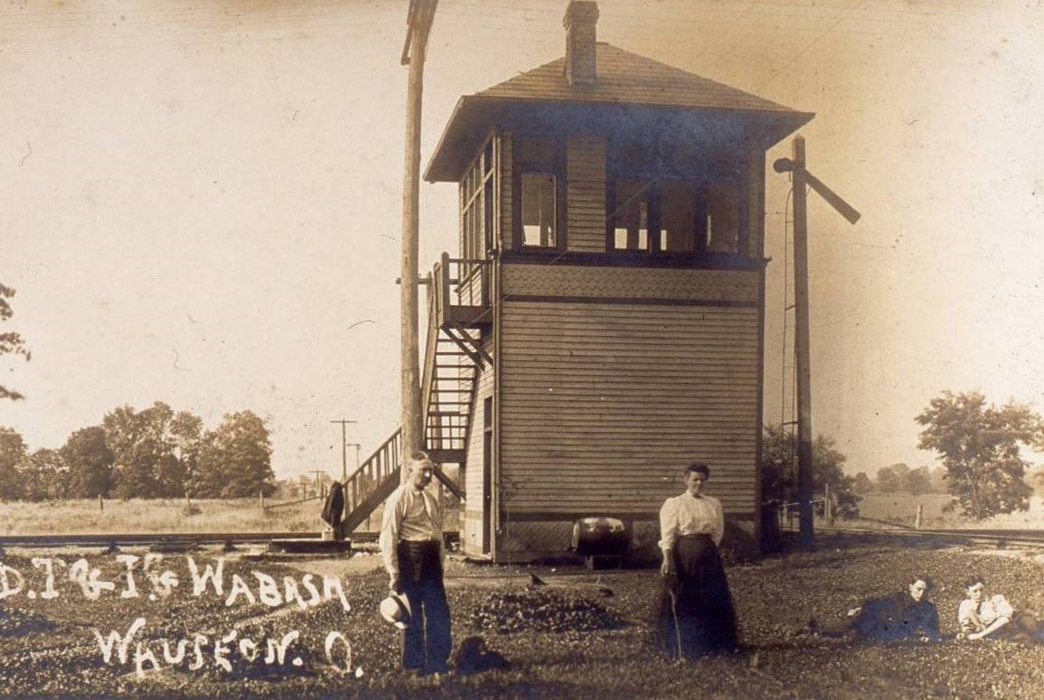 DTI-Wabash Tower at Wauseon, OH