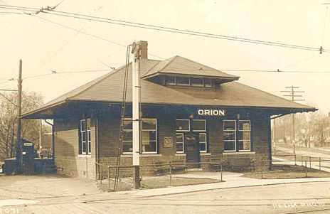 DUR Station Orion MI