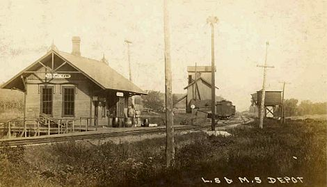 Moscow MI depot