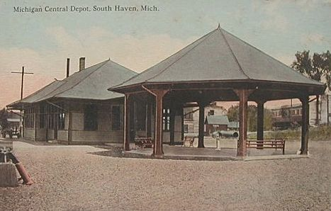 MC South Haven MI Depot