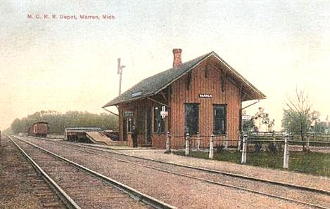 MC Warren MI Depot