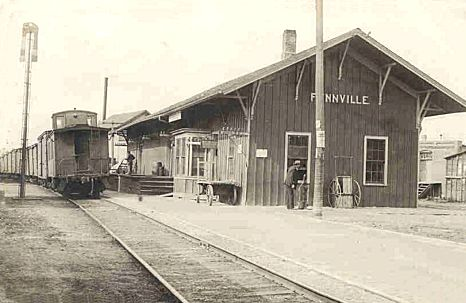 PM Fennville Early Depot